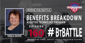 Podcast on VA's Assisistive Technology Program.