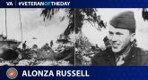 Alonza Russell is today's Veteran of the Day.