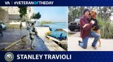Stanley Travioli is today's Veteran of the Day.