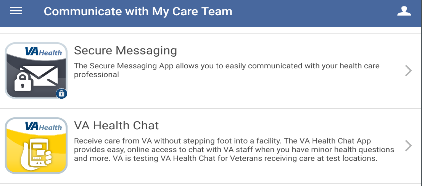 VA releases free mobile app to streamline health care access