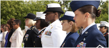 The VA/DOD Women Veterans Health Transition Training program is offering virtual courses.