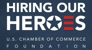 Hiring Our Heroes, a program of the U.S. Chamber of Commerce Foundation, launched in March 2011 as a nationwide initiative to help veterans, transitioning service members, and military spouses find employment.