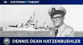 Navy Veteran Dennis Dean Hatzenbuehler is today's Veteran of the Day.