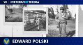 #VeteranOfTheDay Army Air Corps Veteran Edward Polski