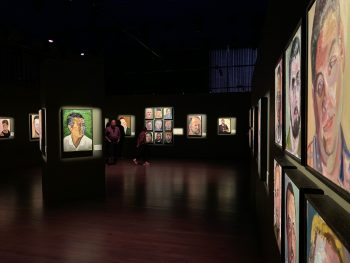 Portraits of Courage at The Kennedy Center.