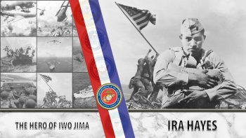 This week's AVS honors Ira Hayes.