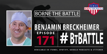 Borne the Battle Episode #171 - Benjamin Breckheimer