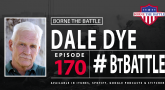 Dale Dye is this week's guest on Borne the Battle.
