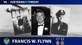 #VeteranOfTheDay Army Air Force Veteran Francis W. Flynn