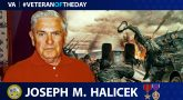 #VeteranOfTheDay Army Veteran Joseph M. Halicek