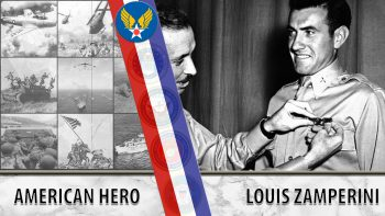 Louis Zamperini went from Olympic hero to POW.