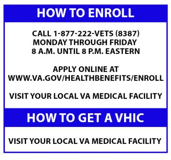 How to enroll and get a Veterans Health Identification Card
