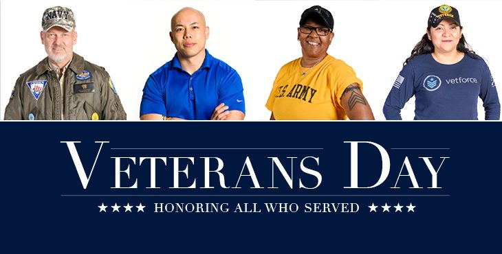 Secretary Wilkie's Veterans Day 2019 message