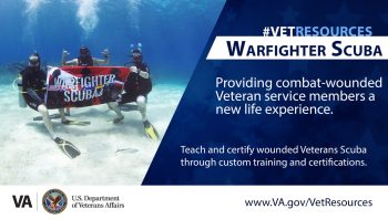 Warfighter Scuba for Veterans