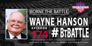 This week's BtB podcast features Wayne Hanson and Wreaths Across America.