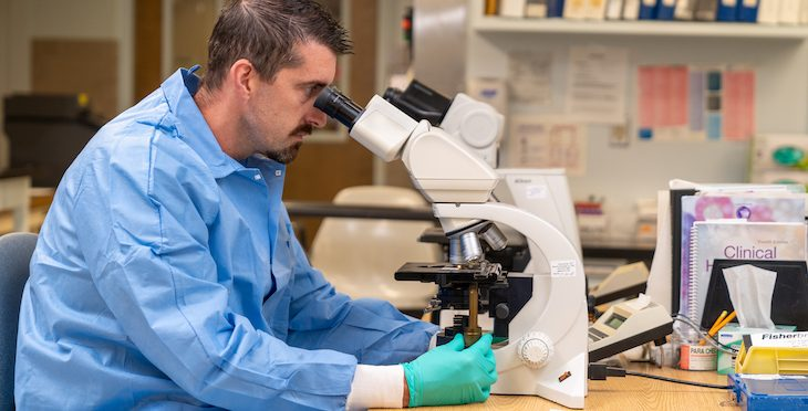 Choose a VA Career backed by a nationwide team of scientists developing cutting-edge technology.