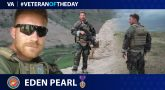 Marine Corps Veteran Eden Pearl is today's Veteran of the Day.