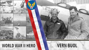 Vern Buol flew on bombing missions during World War II and was a POW.