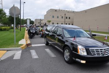 From the Tampa VA to Florida National Cemetery