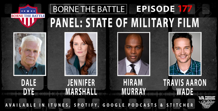Borne the Battle - Episode 177 - The State of Military Film
