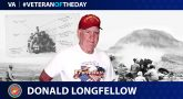#VeteranOfTheDay Marine Veteran Donald E. Longfellow