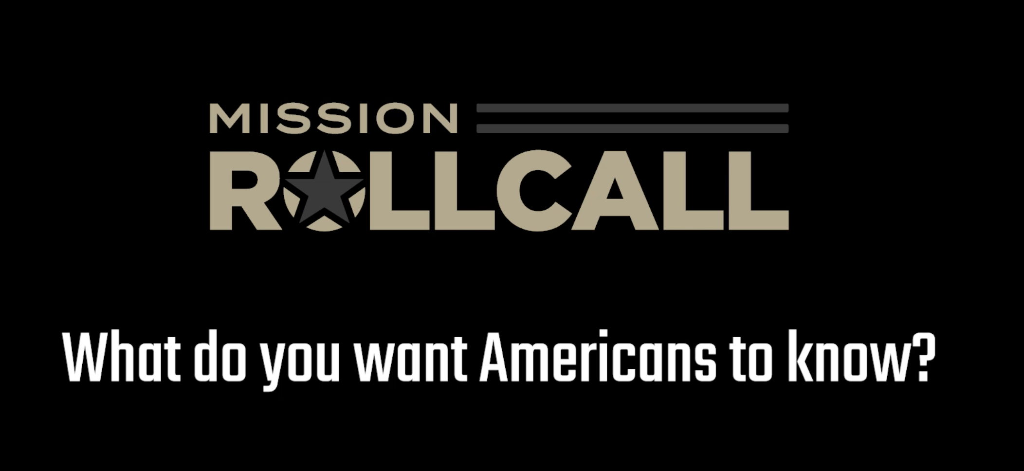 America's Warrior Partnership invites Veterans, their families and caregivers to join Mission Roll Call, a digital community built for Veterans.