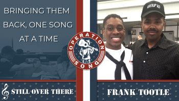 Operation Song post about Franklin Tootle.