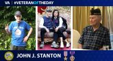 Army Veteran John J. Stanton is today's Veteran of the Day.