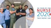Celebrate nurses during this year, the Year of the Nurse.