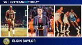 #VeteranOfTheDay Army Veteran Elgin Baylor