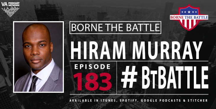 Borne the Battle #183: NYPD on 9/11 to Actor, Marine Veteran Hiram Murray