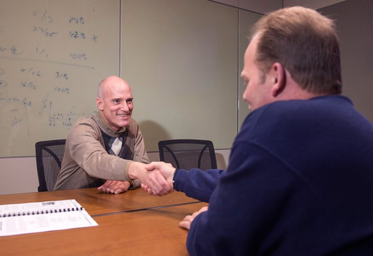 From homeless to hopeful: Veterans thrive with peer specialists' support
