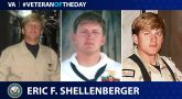 #VeteranOfTheDay Marine Corps and Navy Veteran Eric F. Shellenberger