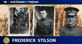 #VeteranOfTheDay Army Veteran Frederick C. Stilson