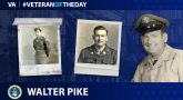 #VeteranOfTheDay Army and Air Force Veteran Walter A. Pike