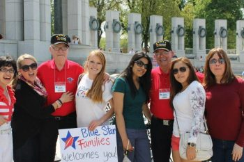 Blue Star Families is a nonprofit organization founded by military spouses to help bring together active duty and Veteran families with their communities.