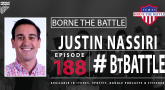 Justin Nassiri on VA Borne the Battle podcast.