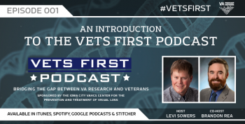 Introduction to Vets First podcast