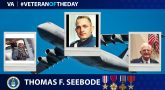 Air Force Veteran Thomas Frederick Seebode is today's Veteran of the Day.