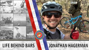 Jonathan Hagerman on mountain biking
