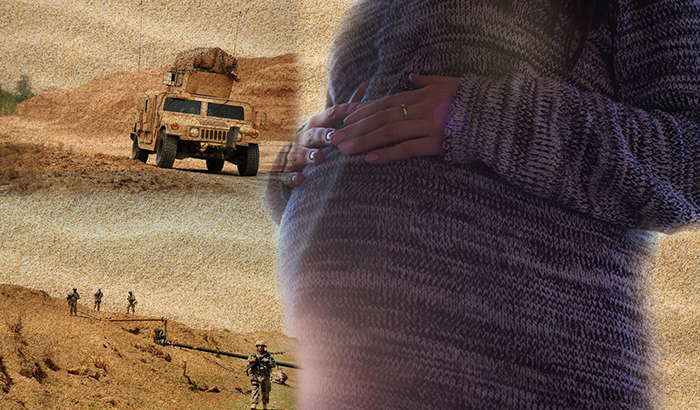 VA study links PTSD, moral injury with pregnancy complications.