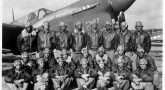 The Tuskegee Airmen were a famed African-American aviation unit in World War II.