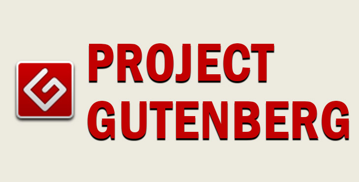 Stuck inside? Get free e-books at Project Gutenberg - VAntage Point