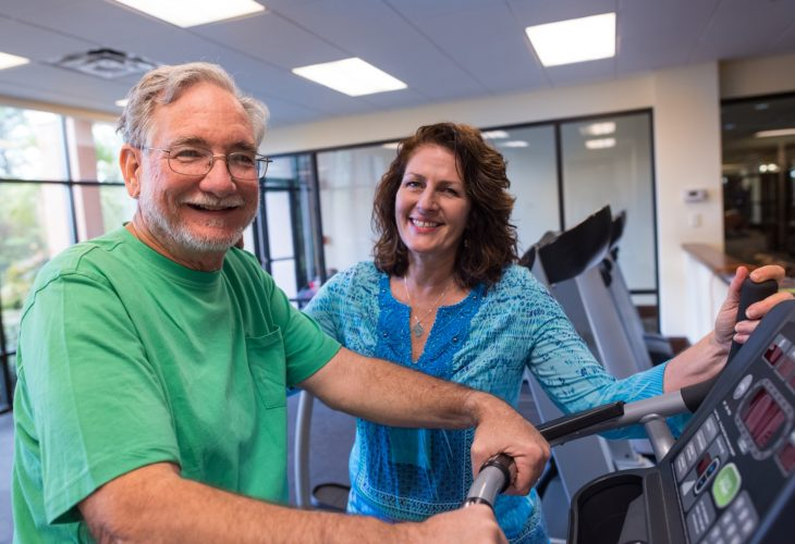 Cardiac rehab after a heart attack or bypass surgery has been shown to increase survival.