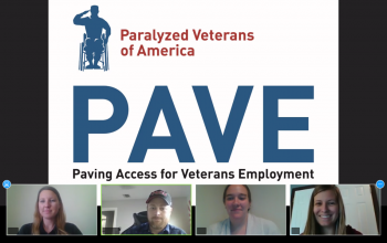 Paving Access for Veterans Employment