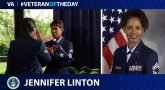 Air Force Veteran Jennifer Linton