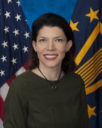Dr. Rachel Ramoni is VA's chief research and development officer.
