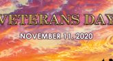 Winning poster for Veterans Day Poster contest.