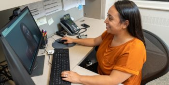 Learn more about a telehealth career at VA.