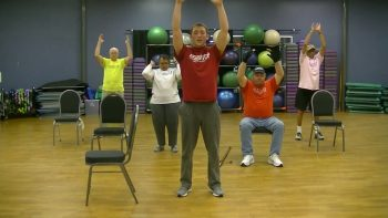 Veterans can participate in tele-yoga through VA.